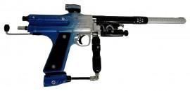 CG2 BLUE/CLEAR DUST FADE